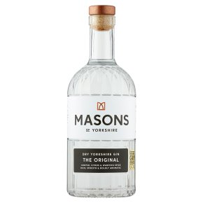 Masons Dry Yorkshire Gin The Original
