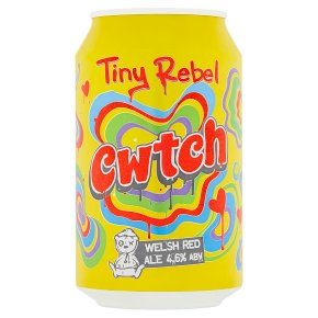 Tiny Rebel Cwtch Wales