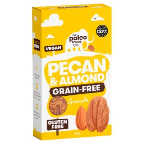 The Paleo Foods Co Honey & Pecan Grain-free Granola