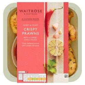 Waitrose Chinese Crispy Prawns