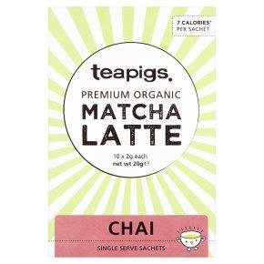 Teapigs Matcha Latte Chai