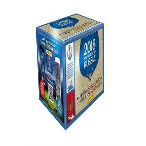 World Cup Sticker Box 100 Stickers