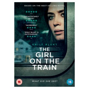 DVD The Girl on The Train