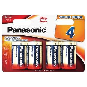 Panasonic pro power D LR20