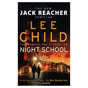 Night School Lee Child