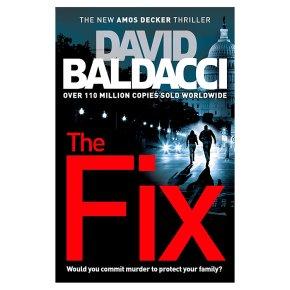 The Fix David Baldacci