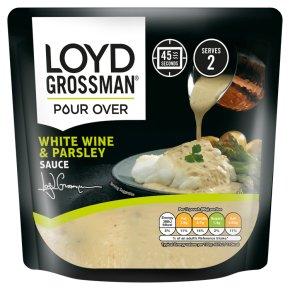 Loyd Grossman white wine sauce