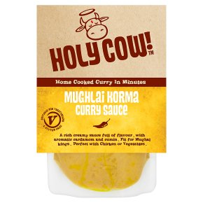 Holy Cow! Mughlai Korma Curry Sauce