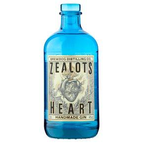 Zealot's Heart Gin