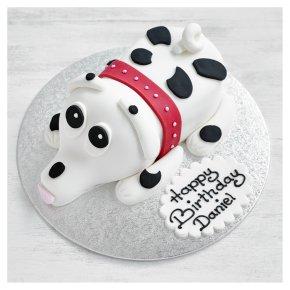 Spotty Dog Cake