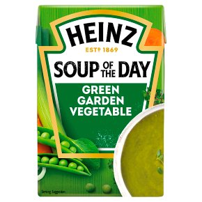 Heinz Green Garden Vegetable Soup