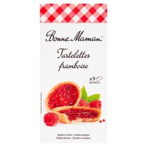 Bonne Maman 9 Petites Tartlets with Raspberry