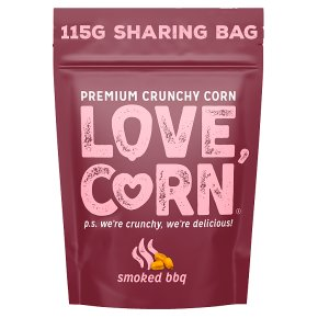 LOVE CORN Smoked BBQ