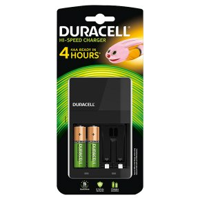 Duracell 45min Charger