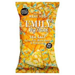 Emily Veg Thins Sea Salt