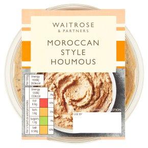 Waitrose Moroccan houmous