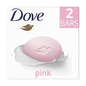 Dove Pink Soap Bar