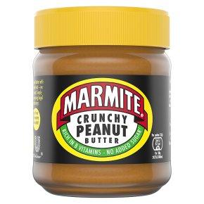 Marmite Crunchy Peanut Butter