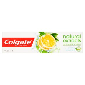 Colgate Natural Extracts Toothpaste