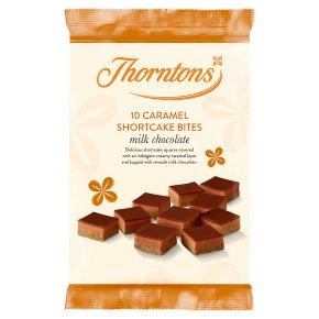 Thorntons Mini Caramel Shortcakes