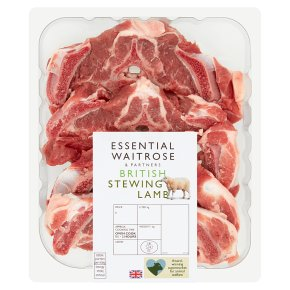 essential Waitrose stewing lamb