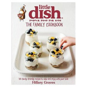 Little Dish Family Cookbook Hillary Graves