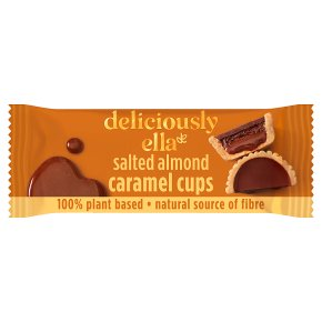 Deliciously Ella Almond Butter Cups