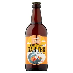 Knight of the Gartergolden Ale