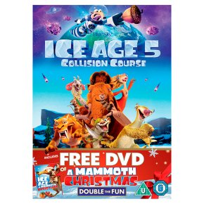 DVD Ice Age 5: Collision Course