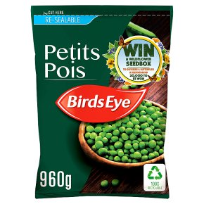 Birds Eye 1.05kg Petits Pois