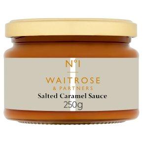 Waitrose 1 Salted Caramel Dipping Sauce