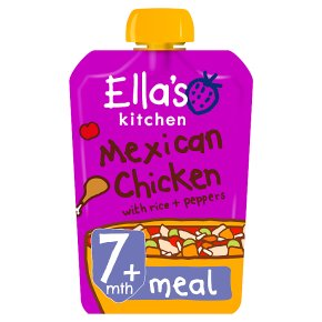 Ella's Kitchen Mexican Chicken