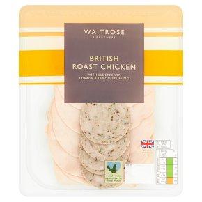 Waitrose Finely Sliced Roast Chicken