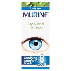 Murine dry & tired eyes