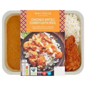 Waitrose Asian Katsu Chicken Curry