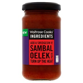 Cooks' Ingredients Sambal Oelek Paste