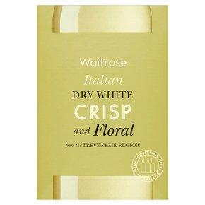 Waitrose Crisp & Floral Italian White Wine