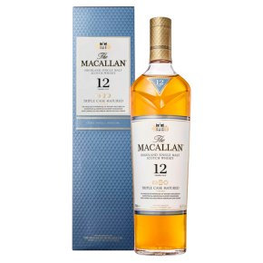 The Macallan 12 Year Old Triple Cask Mature