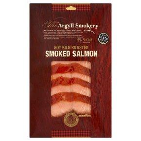 Argyll Smokery hot kiln-roasted salmon