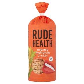 Rude Health Multigrain Crackers