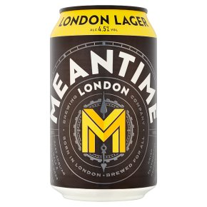 Meantime London Lager London