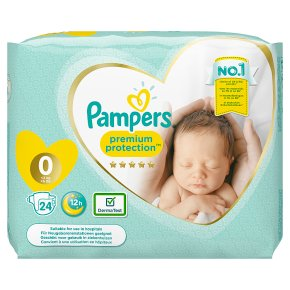 Pampers New Baby <3kg Micro