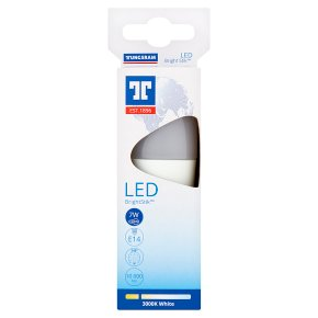 GE LED Bright Stik E14