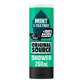 Original Source Mint Tea Tree Shower Gel