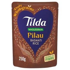 Tilda Wholegrain Basmati Pilau Rice