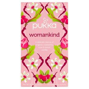 Pukka womankind 20 tea sachets