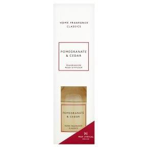 Wax Lyrical Pomegranate Cedar Diff