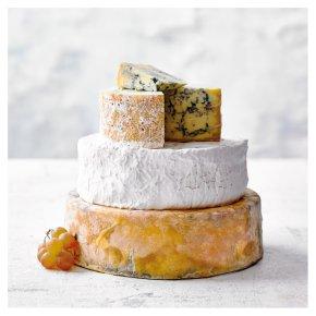 Elizabeth Three Tier Cheese Cake