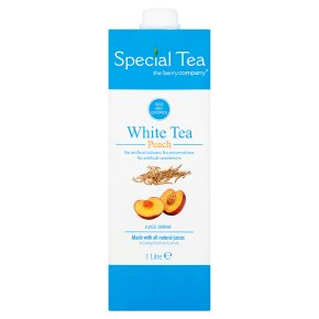 Special Tea white tea peach