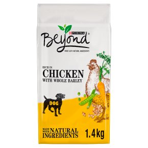 Beyond Simply 9 Dry Dog Food Rich in Chicken